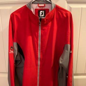 Red Foot Joy jacket